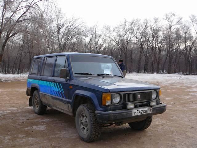 1987 Isuzu Trooper Pics 2 2 Diesel Manual For Sale