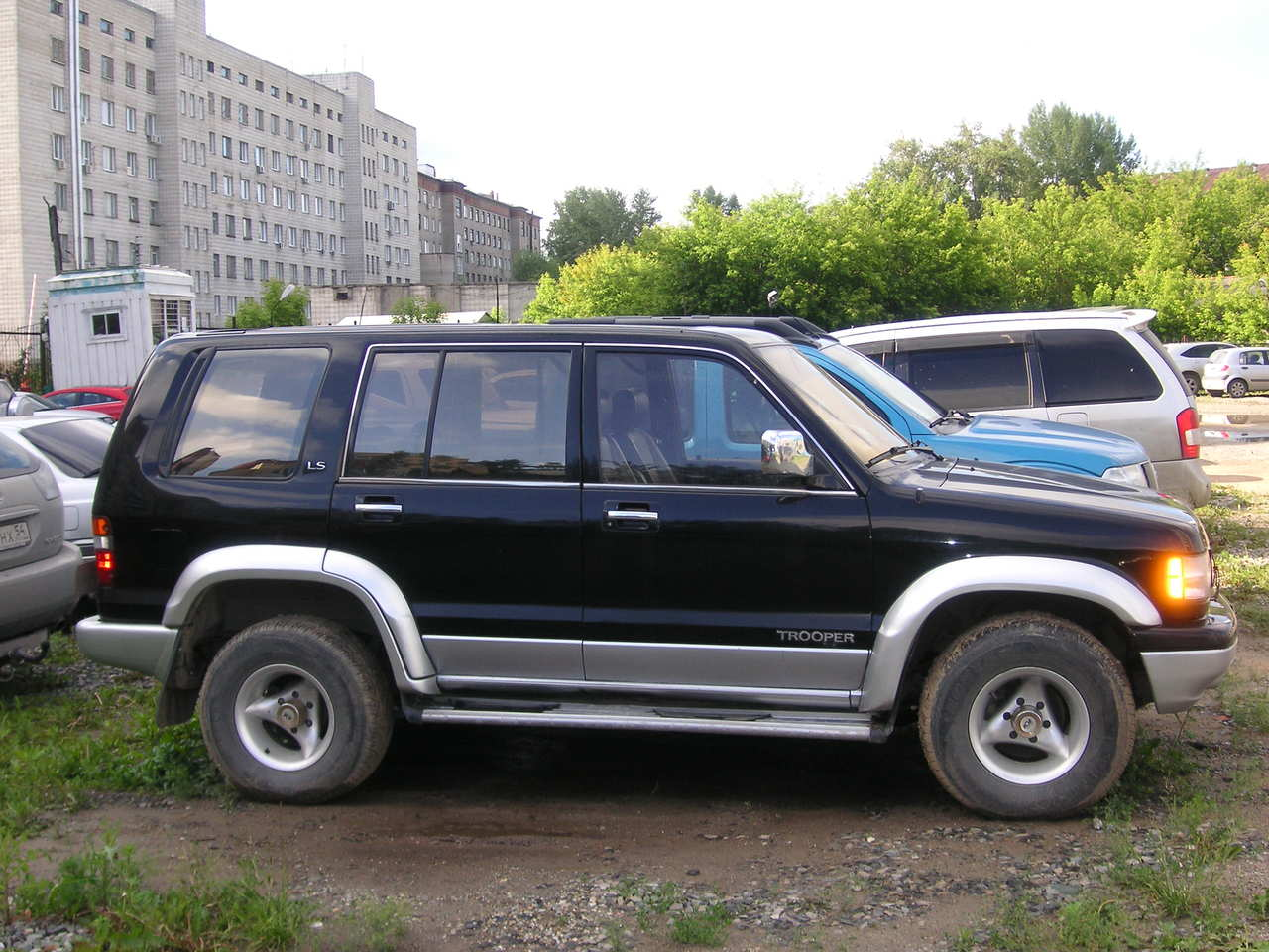 1994 isuzu trooper pictures 3200cc gasoline automatic for sale. Black Bedroom Furniture Sets. Home Design Ideas