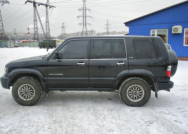 2000 Isuzu Trooper For Sale 3494cc Gasoline Automatic