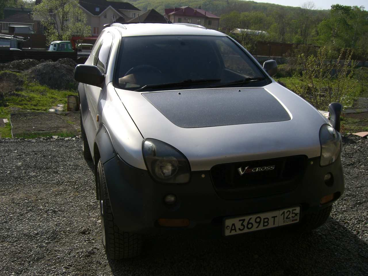 1997 isuzu vehicross pictures 3200cc gasoline automatic for sale. Cars Review. Best American Auto & Cars Review