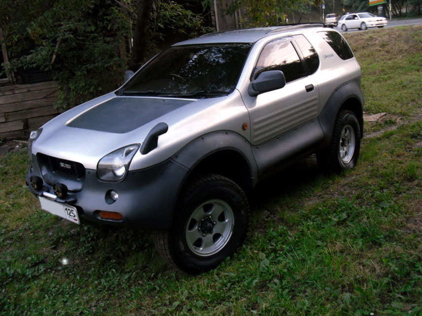 1997 isuzu vehicross for sale 3200cc gasoline automatic for sale. Cars Review. Best American Auto & Cars Review