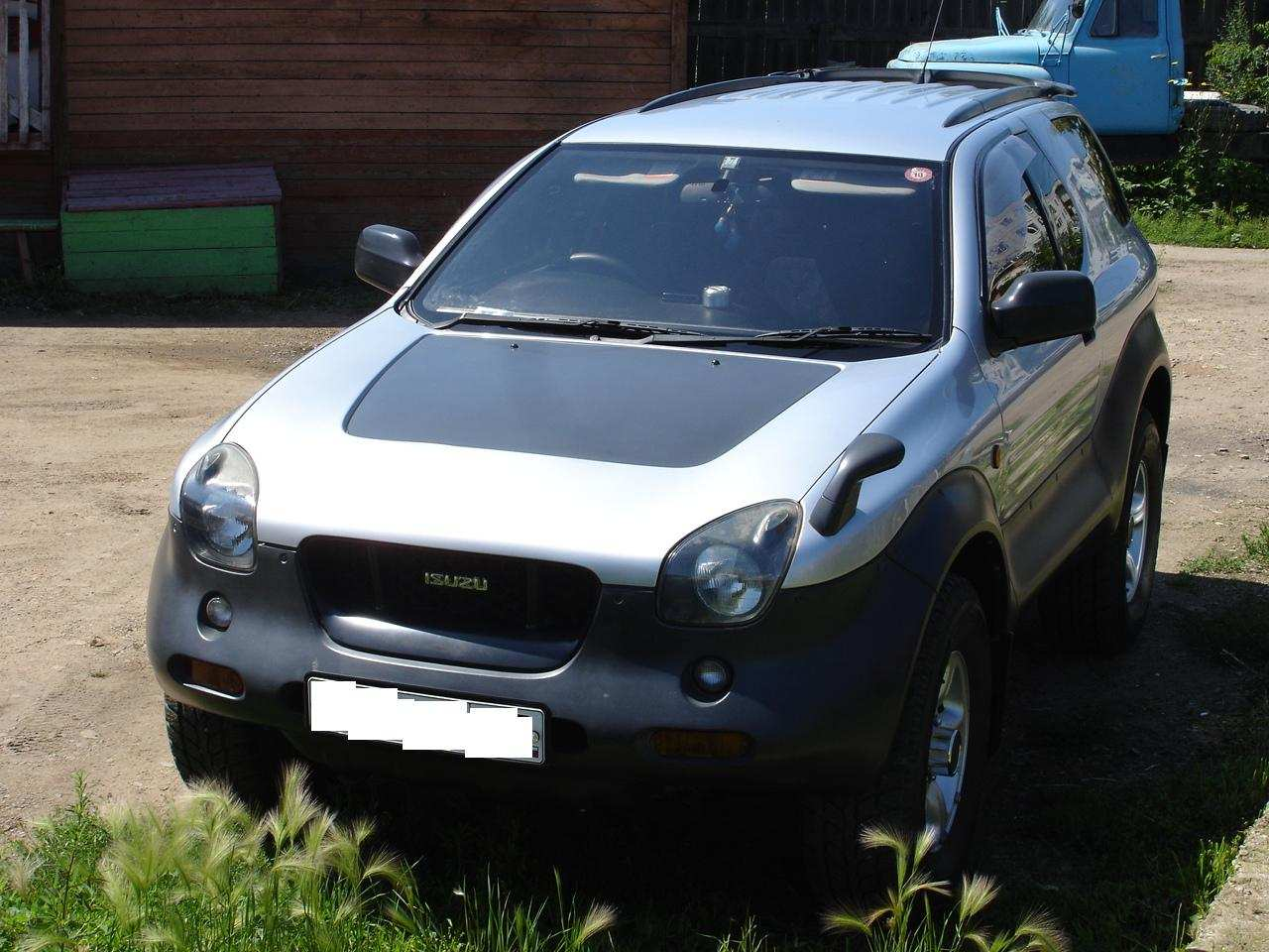 1997 isuzu vehicross photos 3 2 gasoline automatic for sale. Cars Review. Best American Auto & Cars Review