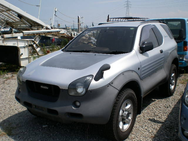 1997 isuzu vehicross photos 3200cc gasoline automatic for sale. Cars Review. Best American Auto & Cars Review
