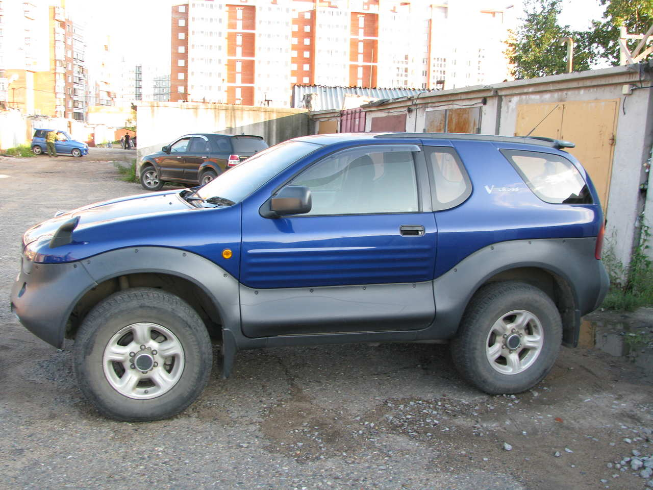 1997 isuzu vehicross pictures gasoline automatic for sale. Cars Review. Best American Auto & Cars Review
