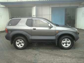 1998 isuzu vehicross for sale 3200cc gasoline automatic for sale. Cars Review. Best American Auto & Cars Review