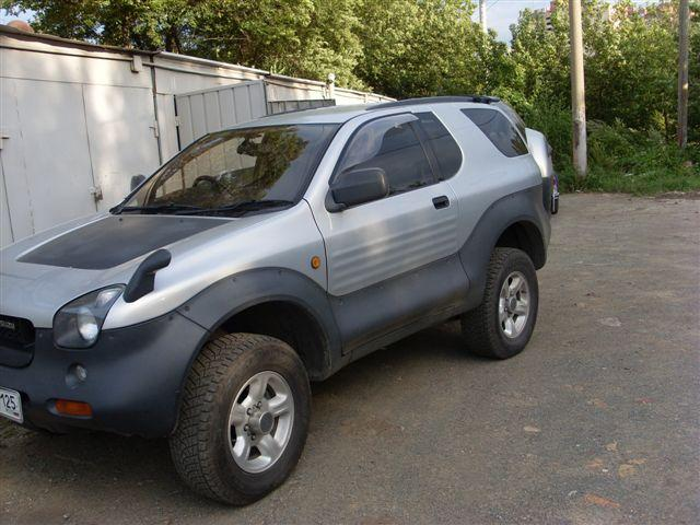 1998 isuzu vehicross pictures gasoline automatic for sale. Cars Review. Best American Auto & Cars Review