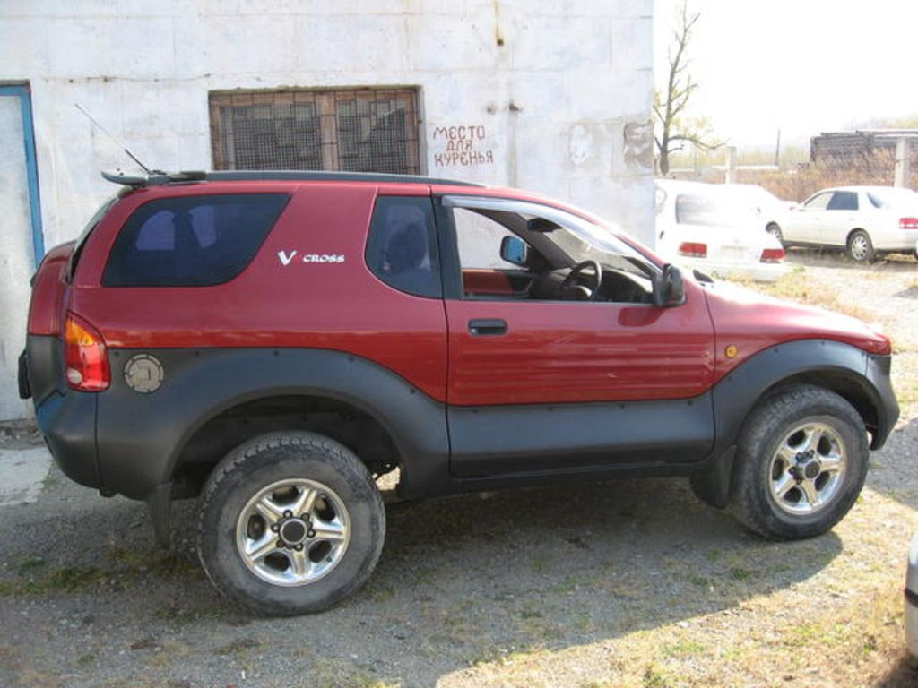 1999 isuzu vehicross pictures for sale. Cars Review. Best American Auto & Cars Review