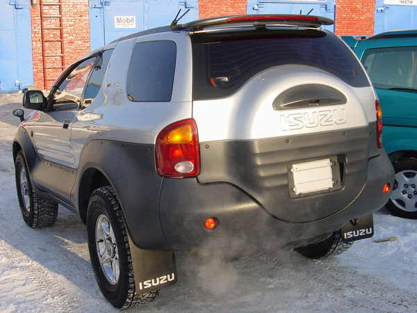 1999 isuzu vehicross for sale. Cars Review. Best American Auto & Cars Review