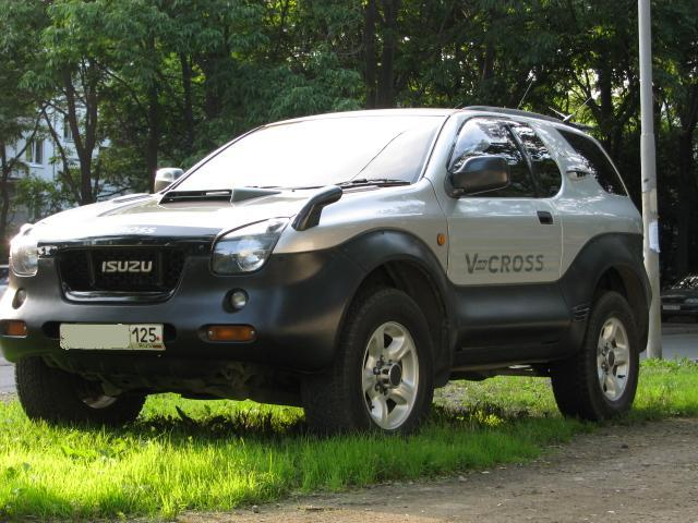 1999 isuzu vehicross photos 3 2 gasoline automatic for sale. Cars Review. Best American Auto & Cars Review