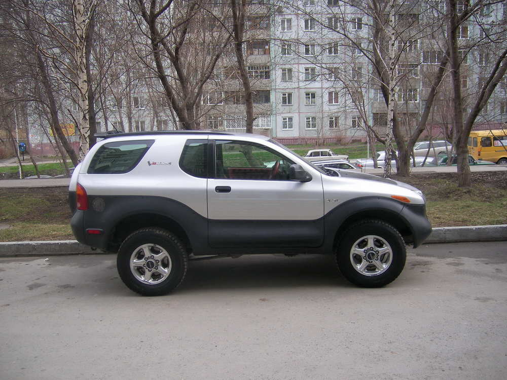 1999 isuzu vehicross pictures 3500cc gasoline automatic for sale. Cars Review. Best American Auto & Cars Review