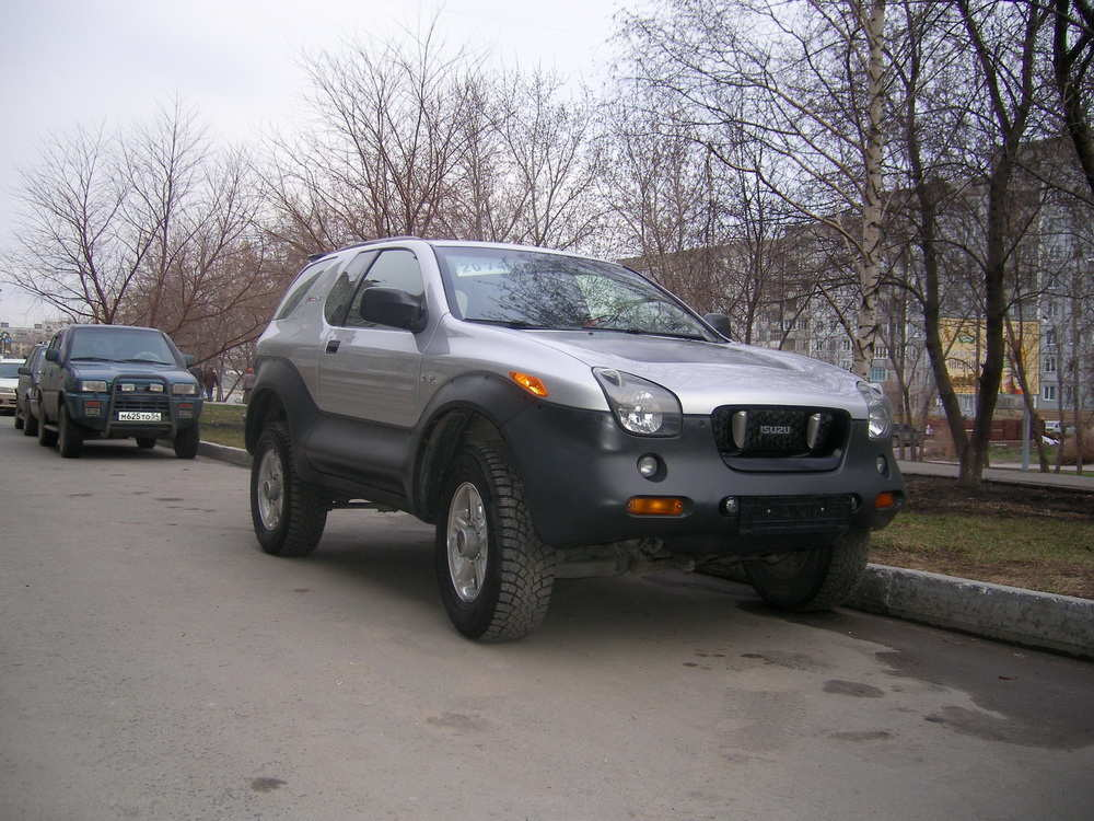 1999 isuzu vehicross photos 3 5 gasoline automatic for sale. Cars Review. Best American Auto & Cars Review