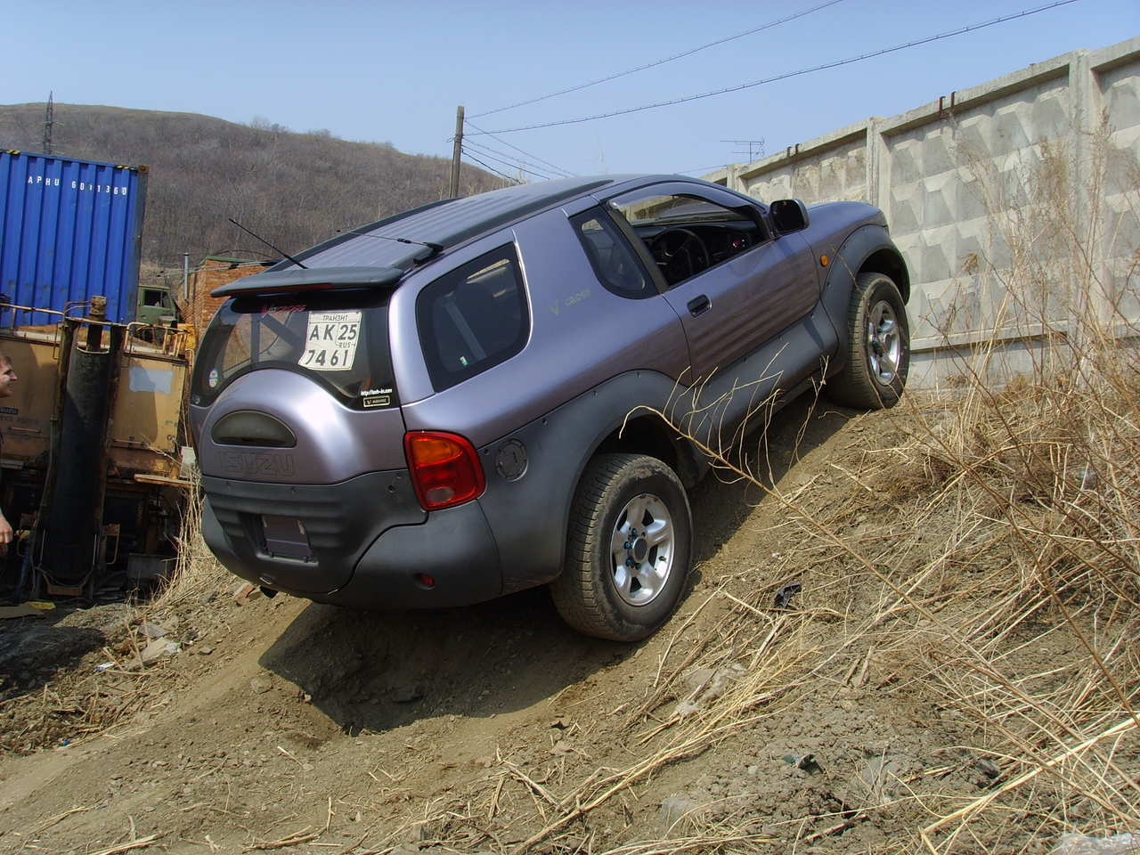 1999 isuzu vehicross for sale 3200cc gasoline automatic for sale. Cars Review. Best American Auto & Cars Review