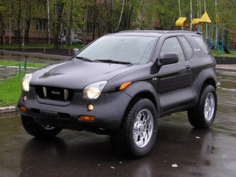 2000 isuzu vehicross for sale