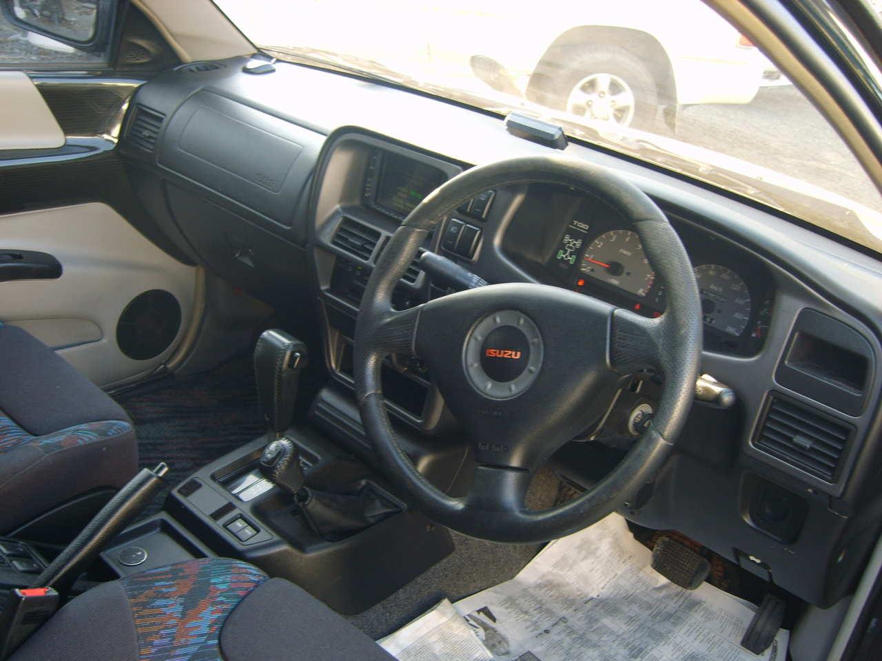 2000 Isuzu Vehicross Photos, 3.2, Gasoline, Automatic For Sale
