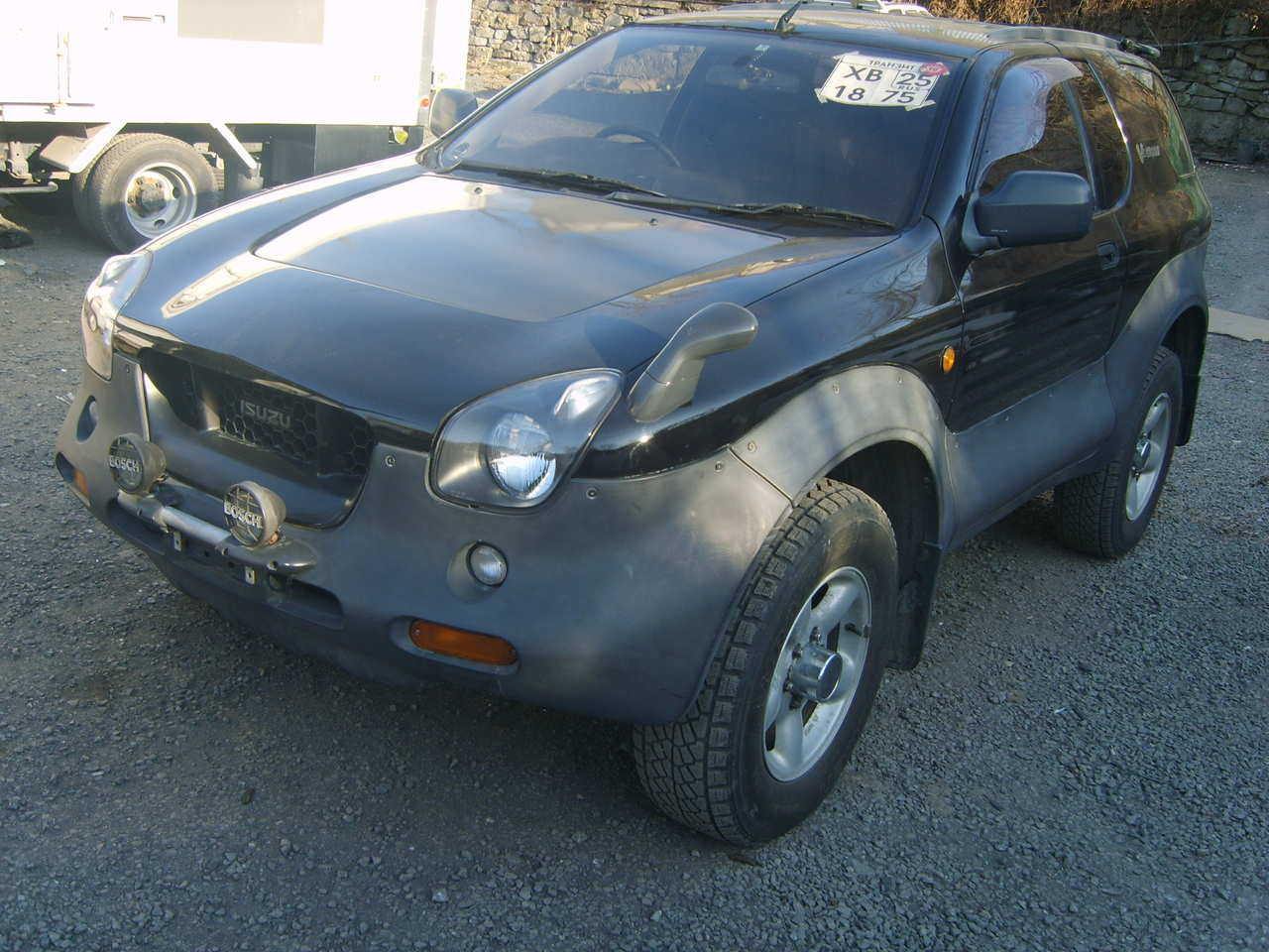 2000 isuzu vehicross photos 3200cc gasoline automatic for sale. Cars Review. Best American Auto & Cars Review