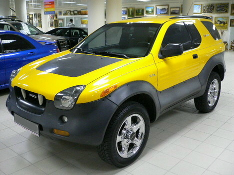 2001 isuzu vehicross pictures 3500cc gasoline automatic for sale. Cars Review. Best American Auto & Cars Review