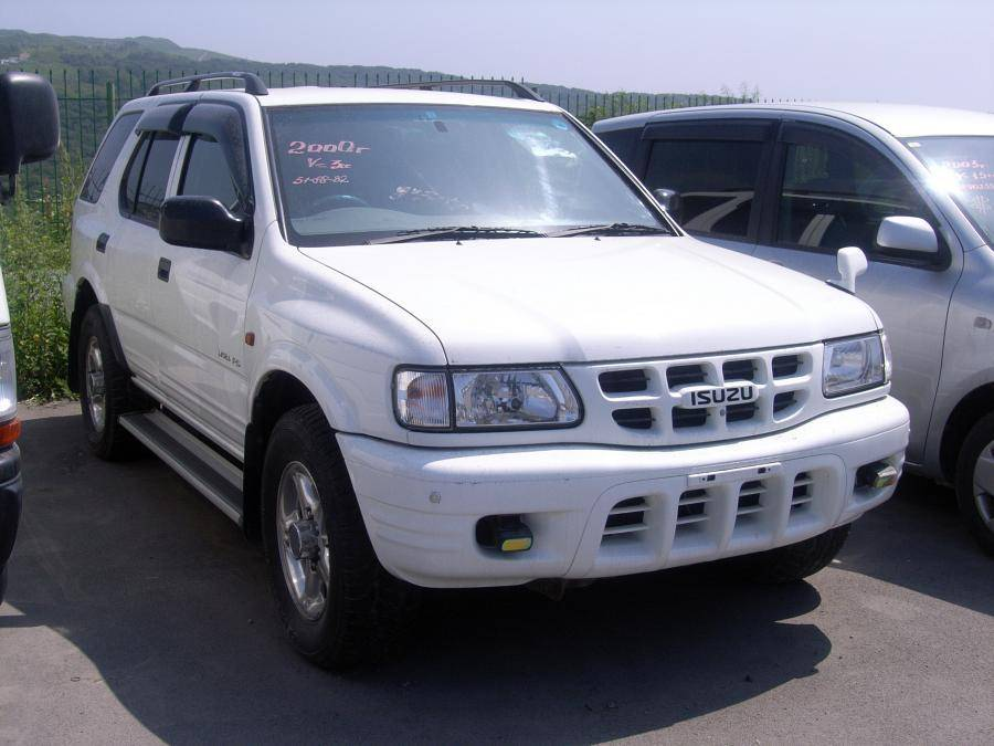 2000 Isuzu Wizard Images 3000cc Diesel Automatic For Sale