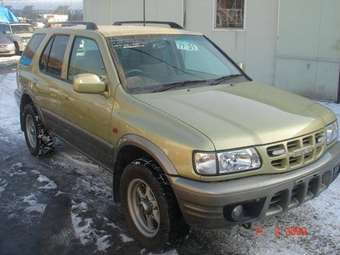 2001 Isuzu Wizard Pictures