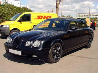 2002 jaguar s type pictures gasoline fr or rr automatic for sale. Black Bedroom Furniture Sets. Home Design Ideas