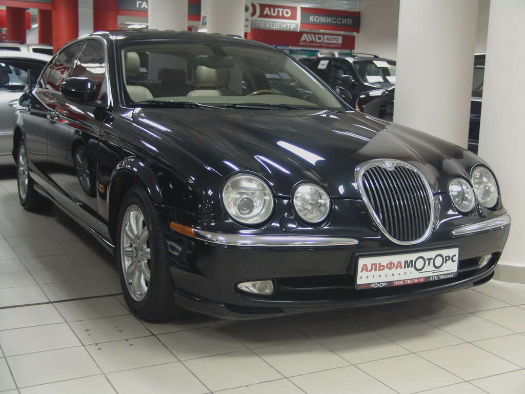 2004 jaguar s type pictures 2967cc ff automatic for sale. Black Bedroom Furniture Sets. Home Design Ideas