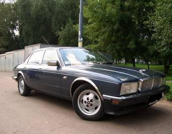 1987 Jaguar Sovereign