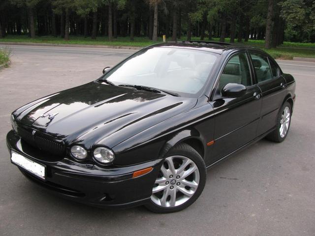 2002 jaguar x type pics 2 5 gasoline automatic for sale. Black Bedroom Furniture Sets. Home Design Ideas
