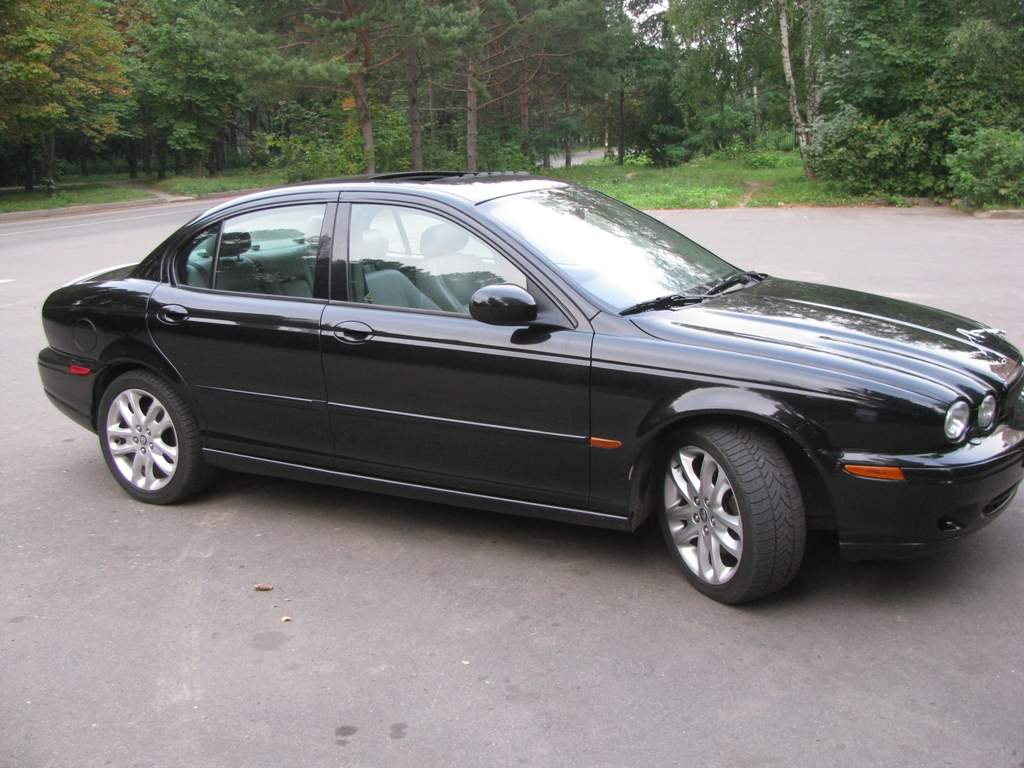 2002 jaguar x type pics 2 5 gasoline automatic for sale. Black Bedroom Furniture Sets. Home Design Ideas
