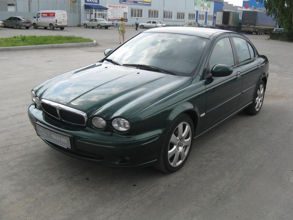 2005 Jaguar X-type Photos, 2.1, Gasoline, FF, Automatic ...