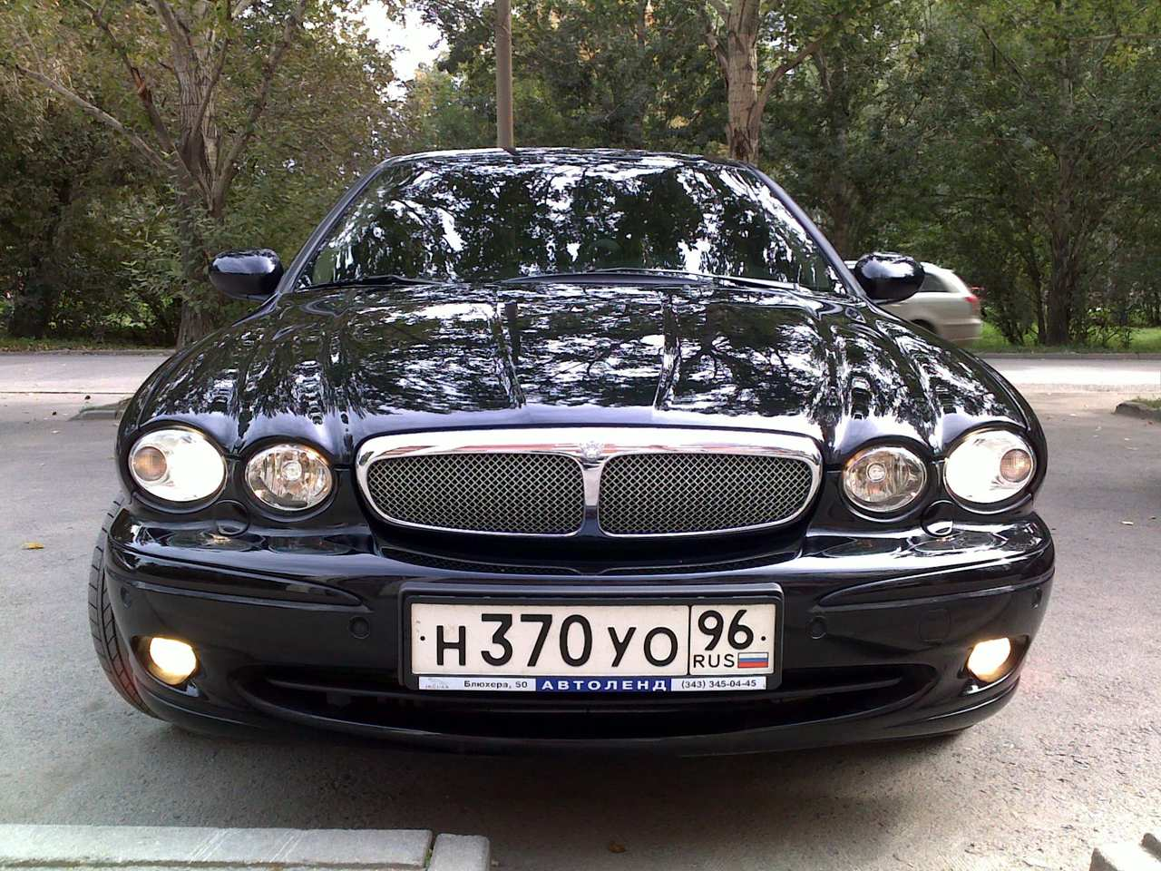 2009 jaguar x type pictures 2100cc gasoline ff. Black Bedroom Furniture Sets. Home Design Ideas