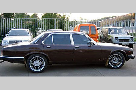 1984 Jaguar XJ6