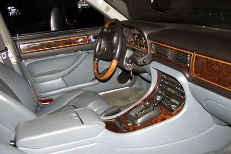 1996 jaguar xj6 specs