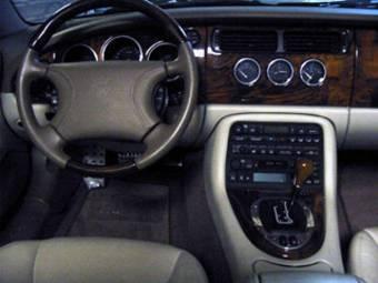 1999 Jaguar XKR specs, Engine size 4000cm3, Fuel type ...