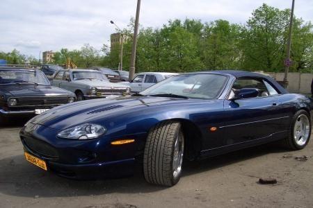 1999 Jaguar XKR Pictures, 4000cc., Gasoline, FR or RR ...