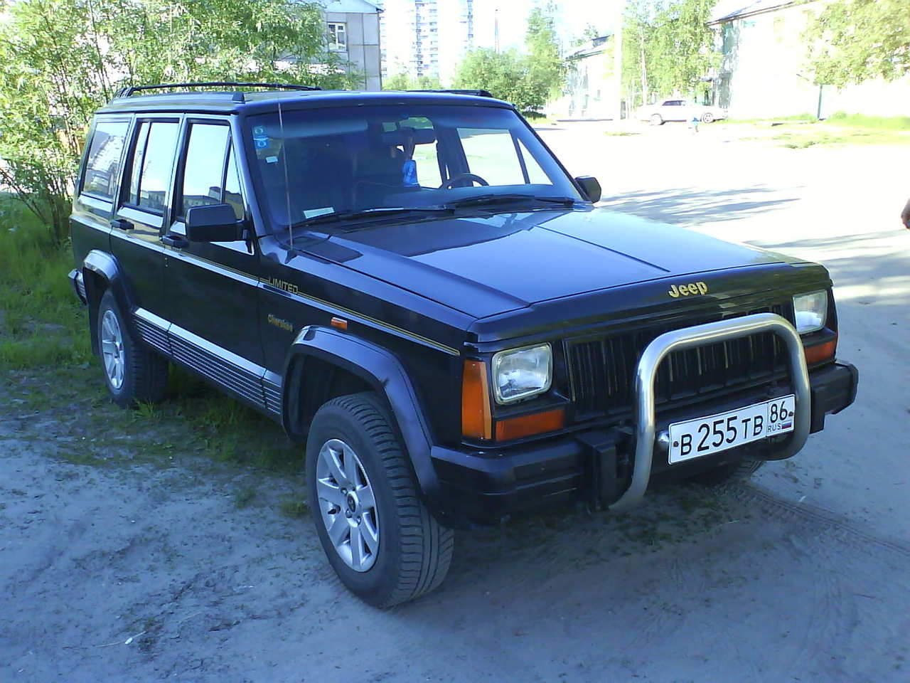 used 1994 jeep cherokee photos 4000cc gasoline automatic for sale. Black Bedroom Furniture Sets. Home Design Ideas