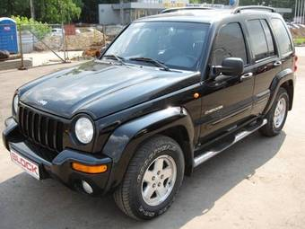 2003 JEEP Cherokee Photos