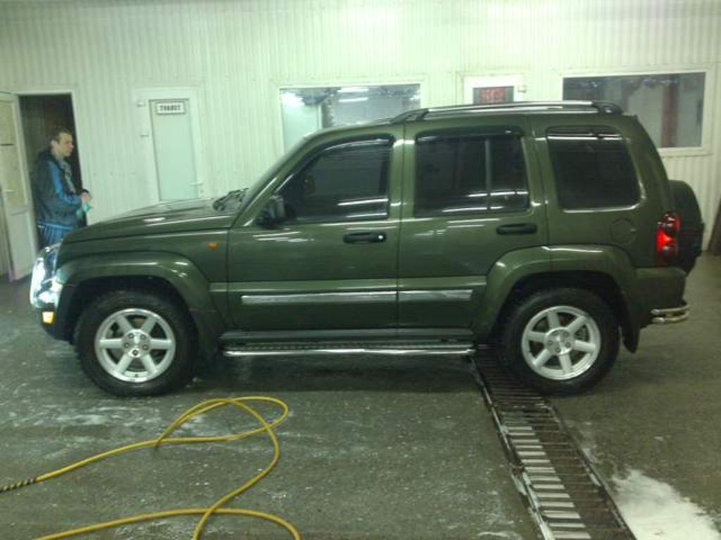 2006 jeep cherokee pictures. Black Bedroom Furniture Sets. Home Design Ideas