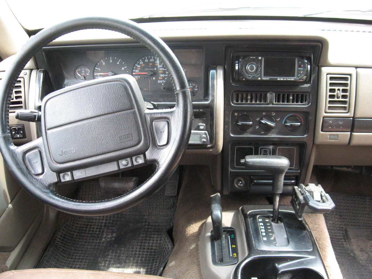 1993 Jeep Grand Cherokee Pictures Gasoline Automatic For Sale