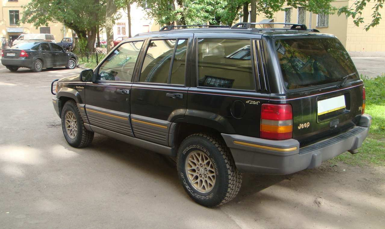 used 1994 jeep grand cherokee images 5216cc gasoline automatic for. Cars Review. Best American Auto & Cars Review