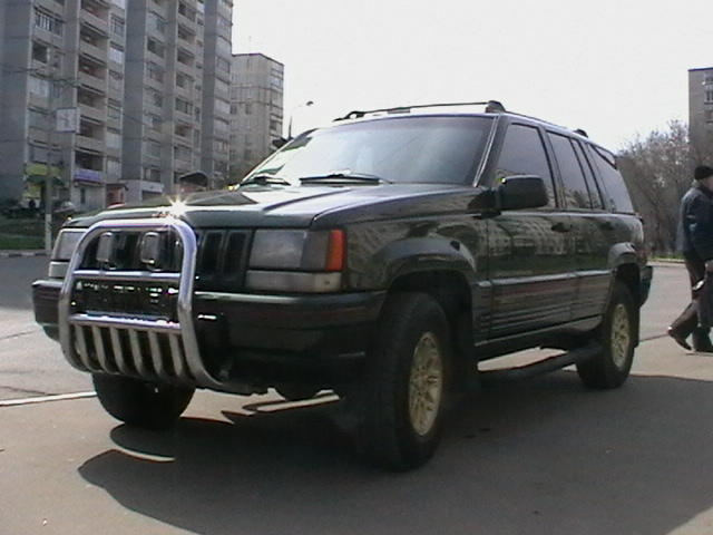 used 1995 jeep grand cherokee photos 5200cc gasoline automatic for. Cars Review. Best American Auto & Cars Review