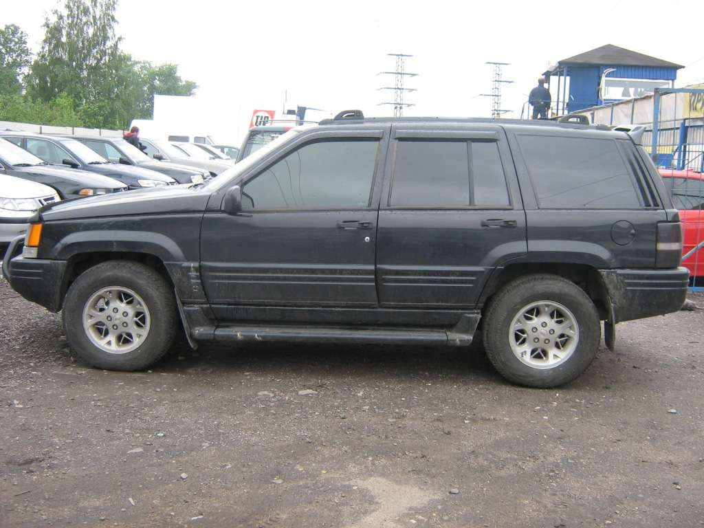 1995 jeep grand cherokee photos 5200cc gasoline automatic for sale. Black Bedroom Furniture Sets. Home Design Ideas