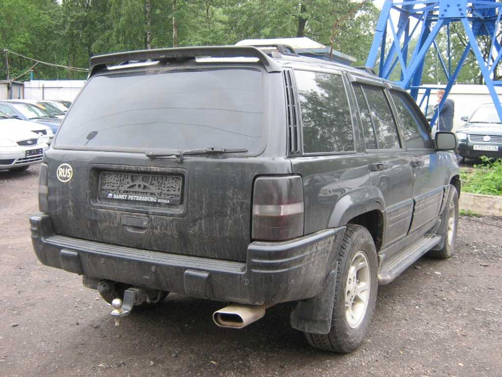 1995 jeep grand cherokee for sale 5200cc gasoline automatic for sale. Black Bedroom Furniture Sets. Home Design Ideas