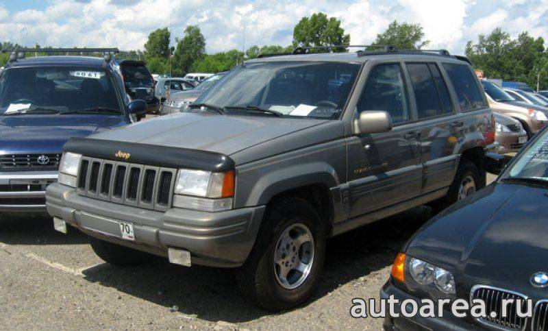 1996 jeep grand cherokee pictures 5200cc gasoline automatic for. Cars Review. Best American Auto & Cars Review
