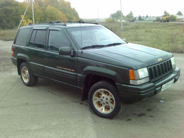 1997 jeep grand cherokee for sale 4000cc gasoline automatic for. Black Bedroom Furniture Sets. Home Design Ideas