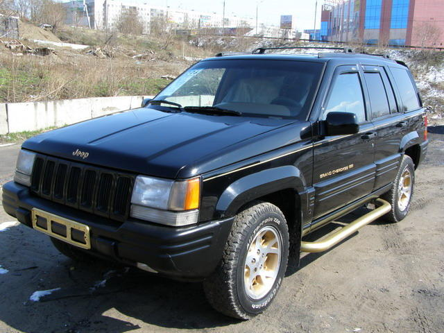 1997 jeep grand cherokee pictures gasoline automatic for sale. Black Bedroom Furniture Sets. Home Design Ideas