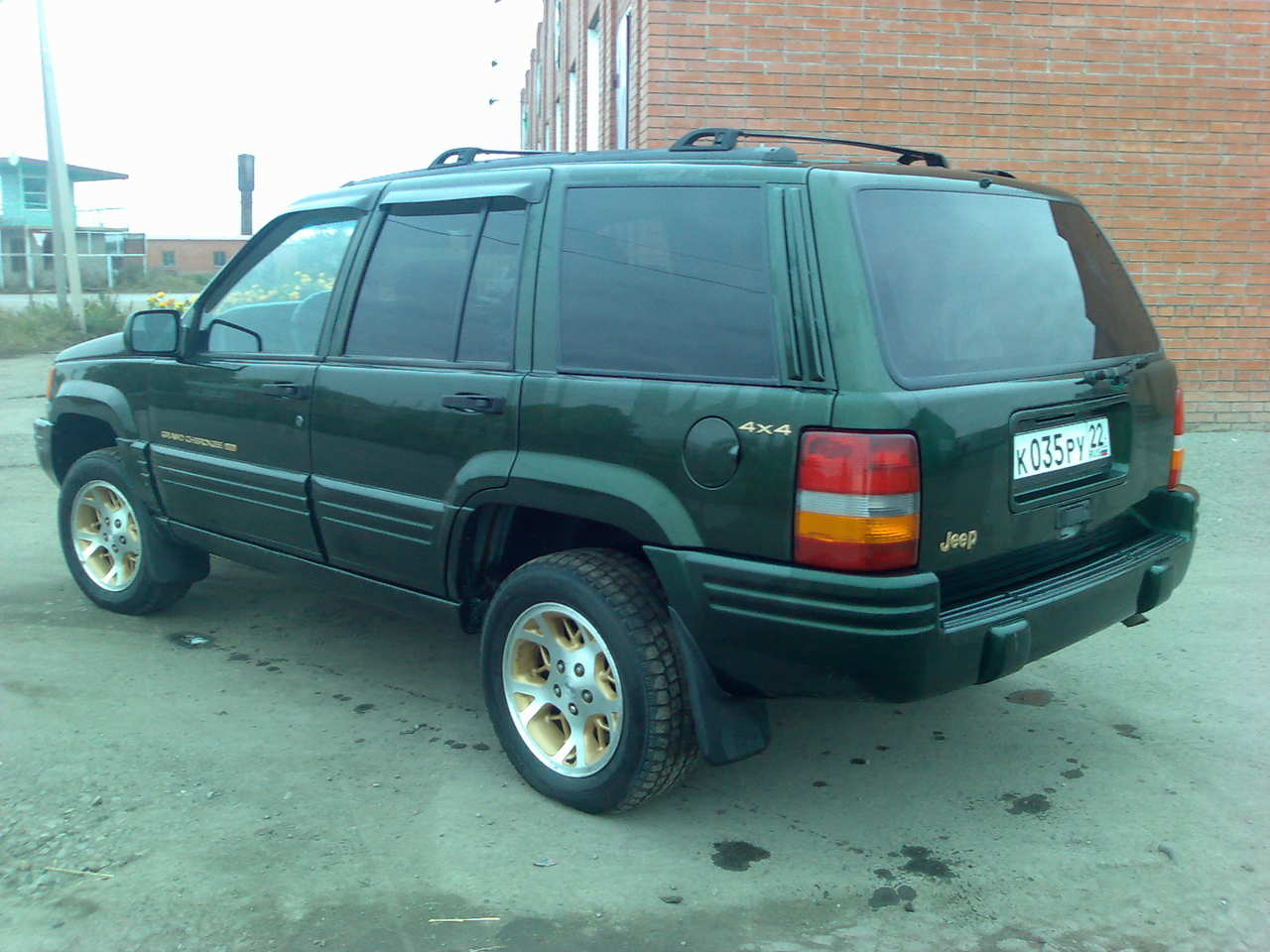 1997 jeep grand cherokee for sale 4000cc automatic for sale. Black Bedroom Furniture Sets. Home Design Ideas