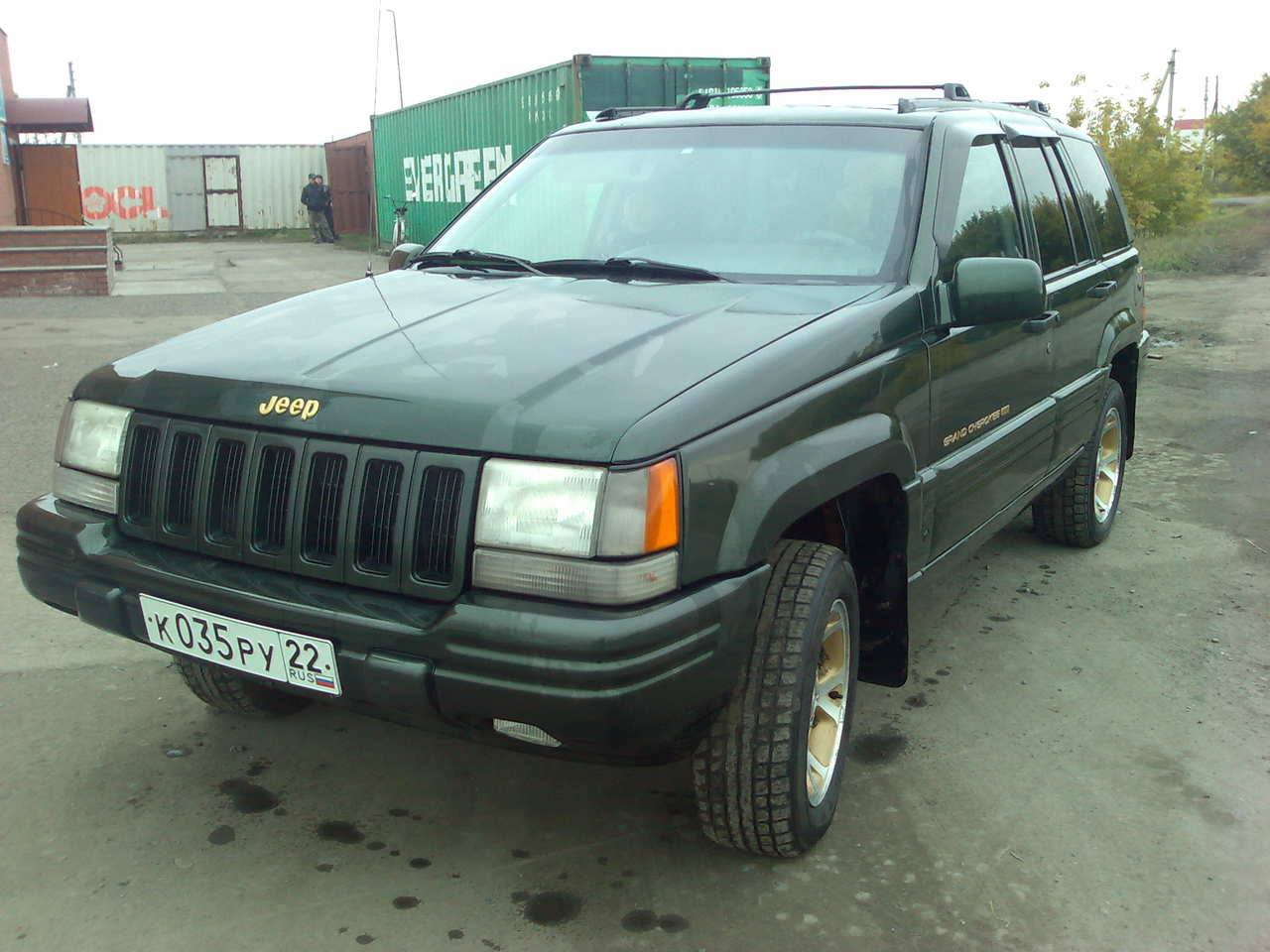 1997 jeep grand cherokee pictures automatic for sale. Black Bedroom Furniture Sets. Home Design Ideas
