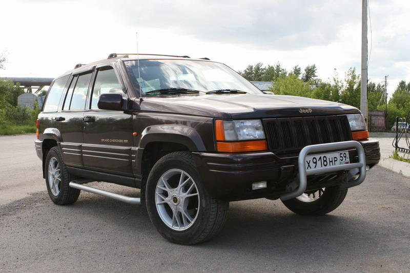 1997 jeep grand cherokee pictures 5200cc gasoline automatic for. Black Bedroom Furniture Sets. Home Design Ideas