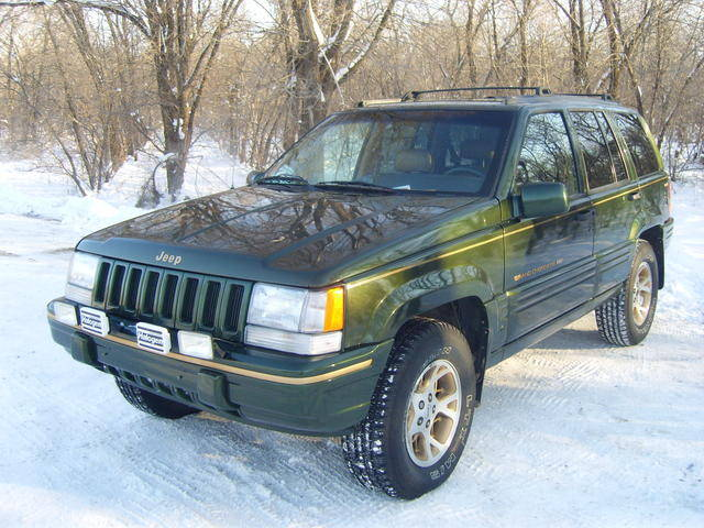 1997 jeep grand cherokee for sale 5200cc gasoline ff automatic for sale. Black Bedroom Furniture Sets. Home Design Ideas
