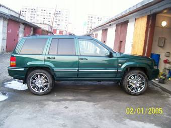 1997 jeep grand cherokee for sale 4 0 gasoline automatic for sale. Black Bedroom Furniture Sets. Home Design Ideas