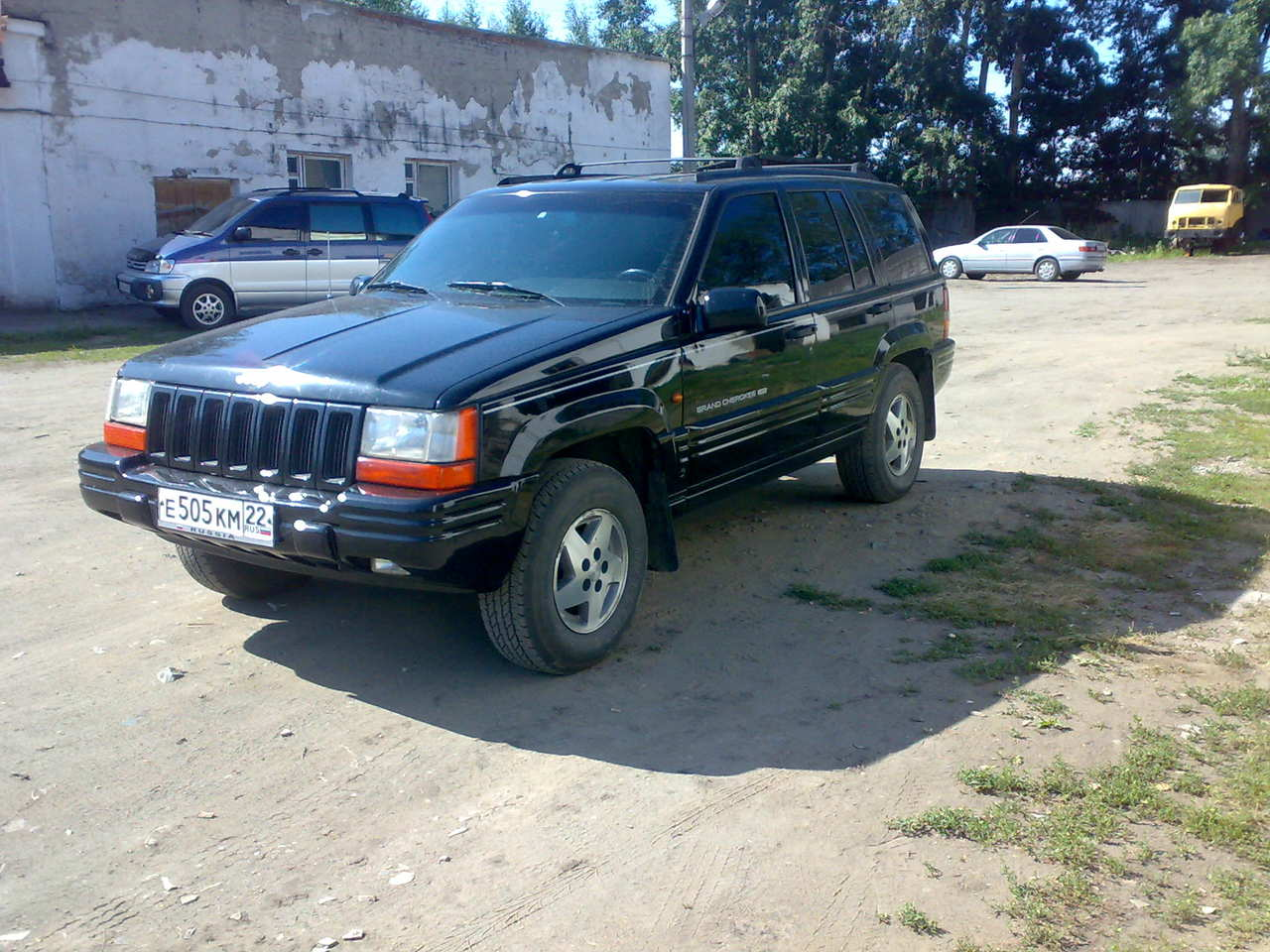 used 1997 jeep grand cherokee photos 2500cc diesel manual for sale. Black Bedroom Furniture Sets. Home Design Ideas